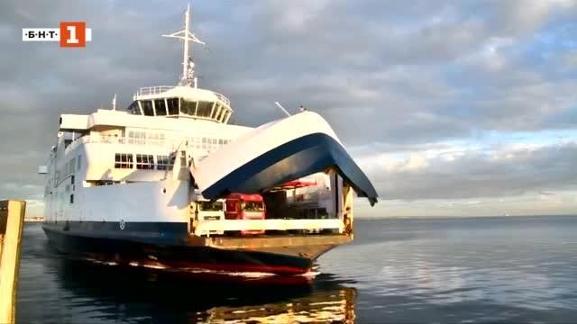 Електрически фериботи изместват дизеловите в Дания