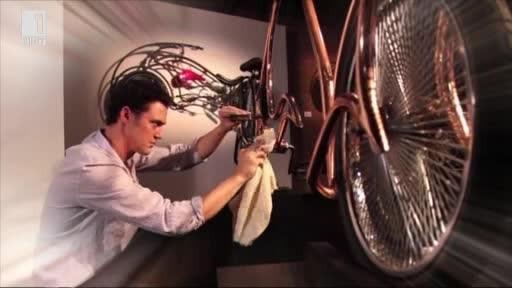 Велосипедите на Джош Хадър