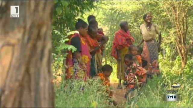 Североизточна Танзания и народът Хадза