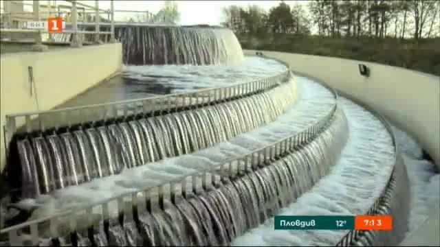 Енергията на отпадните води