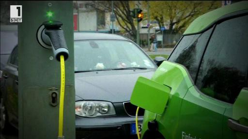 Зелена светлина - 2 декември 2014: Улични лампи - зарядни станции за електромобили