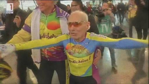 Зелена светлина - 5 февруари 2014: Колоездач на 102 години с рекорди
