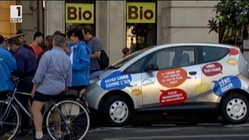Стар дизел за нов електромобил