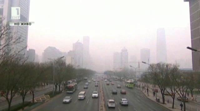 Зелена светлина: Новооткрит парников газ е новият невидим враг на човечеството