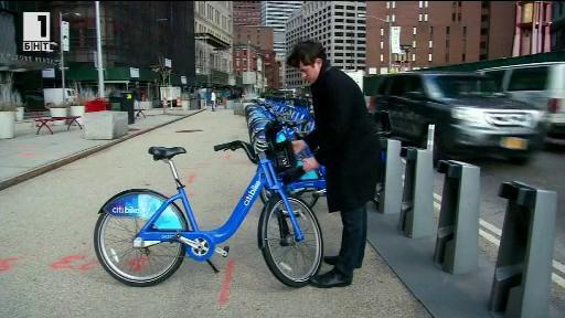 Зелена светлина - 12 май 2014: Електрическа приставка за обществени велосипеди