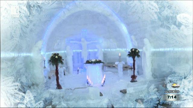 Ледената църква на Румъния
