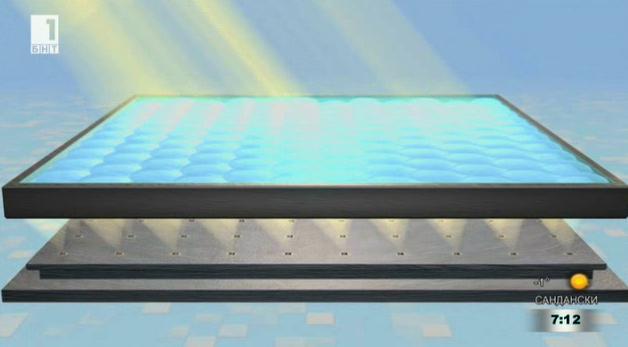 Нова технология за фотоволтаични панели