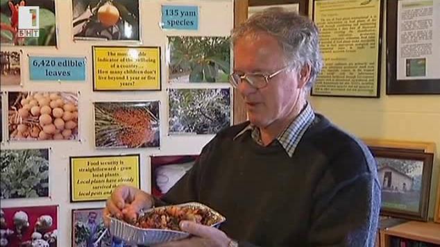 Зелена светлина - 16 декември 2013: Брус Френч - откривателят на ядливи растения