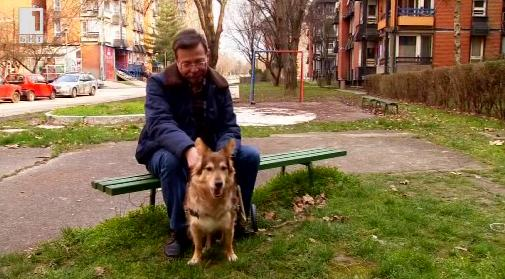 Спасителят на кучета