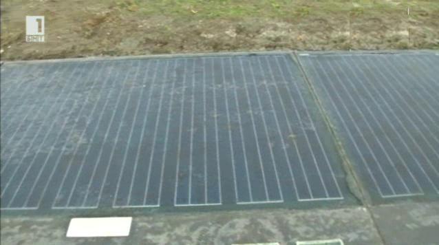 Зелена светлина - 17 ноември 2014: Велоалея произвежда енергия