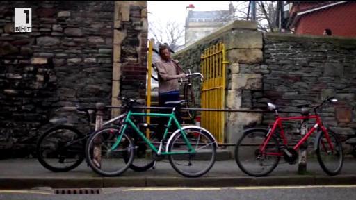 Велосипедите, които дават свобода в Зелена светлина - 17.12.2014