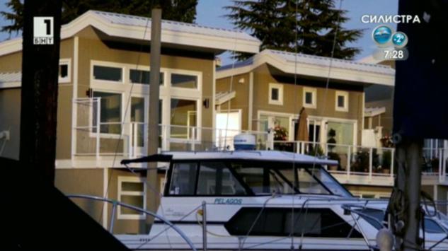 Зелена светлина - 24 януари 2014: Плаващи къщи