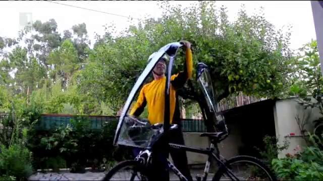 Предпазна обвивка за велосипедисти в Зелена светлина - 24.02.2015