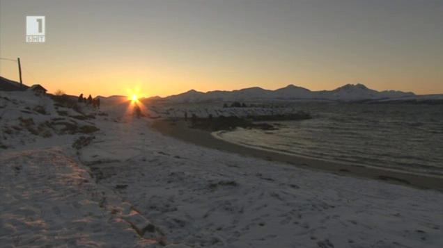 """Слънцето се завърна в Тромсьо в """"Зелена светлина"""" – 26.01.2015"""