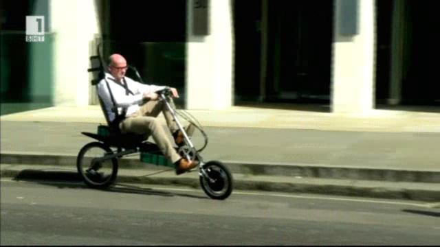 Най-сигурният велосипед
