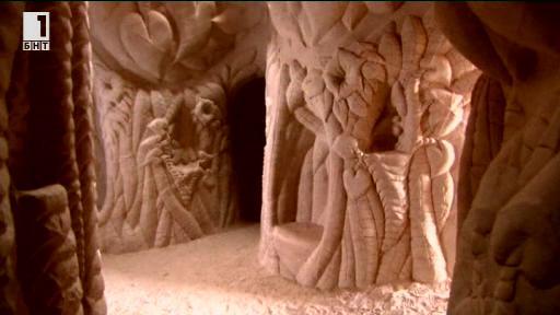 Зелена светлина - 31 юли 2014: Изкуство в пещери