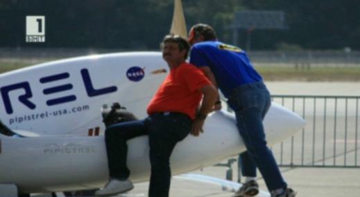Зелена светлина на фокус: Словенецът, който строи електрически самолети