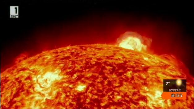 Слънчева централа в околоземна орбита