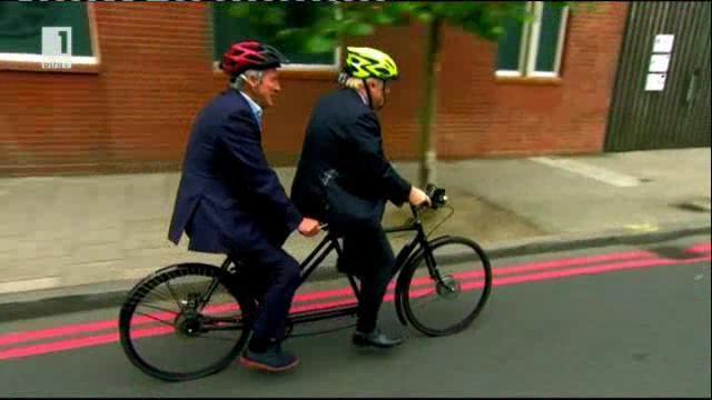 Велосипедните магистрали в Лондон