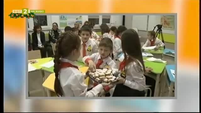 Деца сами организират коледния си празник