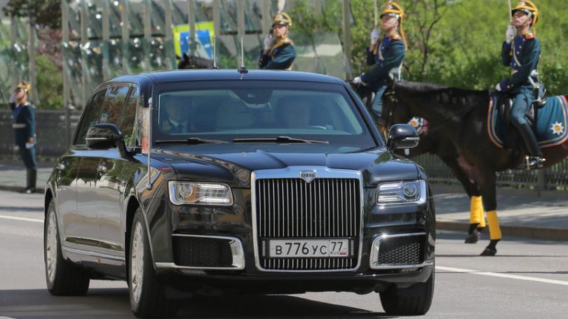 Русия пуска лимузината Аурус на пазара